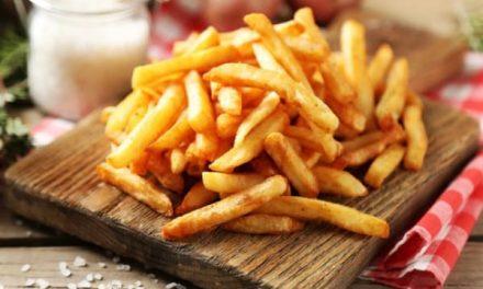 Alimentele prăjite, factor important în apariția bolilor de inimă și a accidentului vascular cerebral