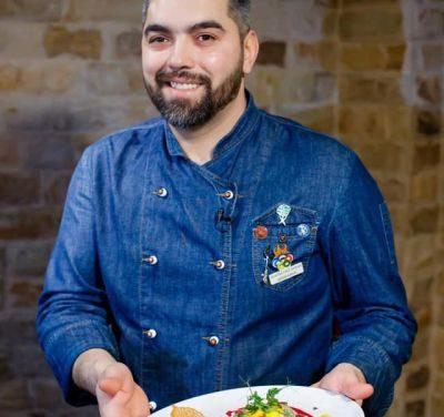 Chef Adrian Șipoteanu: Un echilibru în alimentație este esențial, iar noi trebuie să ne educăm să mâncăm