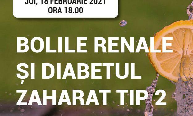 Ora Pacientului RoDiabet: Protecția pacientului cu diabet zaharat tip 2 și bolile renale discutate la cea de-a noua întâlnire a comunității