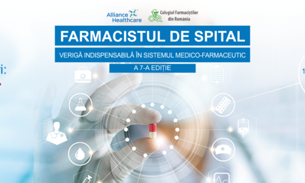 Farmacistul de spital, verigă indispensabilă în sistemul medico-farmaceutic