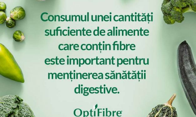 Societatea de Nutriție din România: 9 din 10 români nu știu care este cantitatea zilnică recomandată de fibre