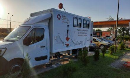 """Rețeaua de sănătate REGINA MARIA inaugurează un cabinet dedicat testărilor COVID, într-o benzinărie ROMPETROL, lângă Aeroportul Internațional """"Henri Coandă"""""""