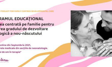 Se lansează platforma de e-learning dedicată cadrelor medicale specializate în Neonatologie
