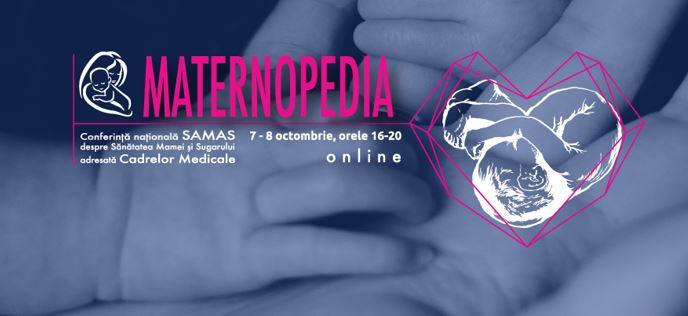 Acces gratuit la Conferința Medicală cu Participare Internațională MATERNOPEDIA