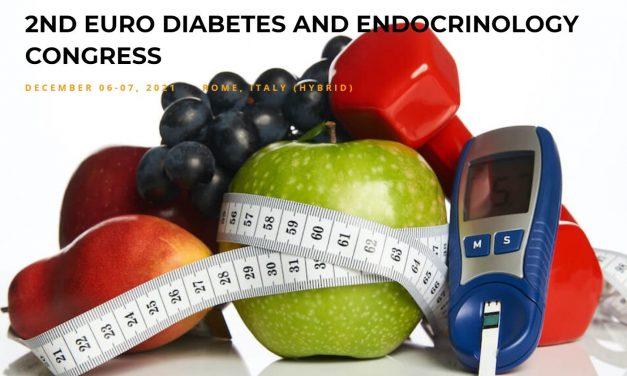 Congres European de Diabet și Endocrinologie, 6-7 decembrie 2021