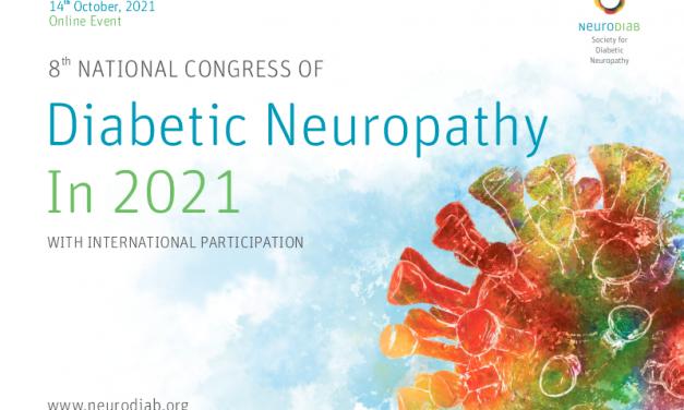 Congresul Național de Neuropatie Diabetică și Congresul Național de Podiatrie, 14-16 octombrie 2021
